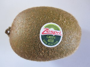 Food Miles: New Zealand Kiwi