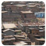 Slum settlements, Rwanda