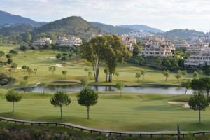 Golf course, Marbella