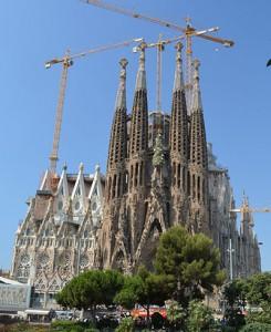 Sagrada Familiar; Gaudi