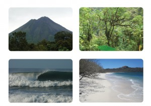 Costa Rica Natural Attractions