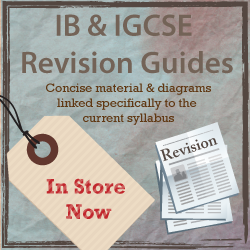 i-study store, revision guides for IB and IGCSE, international baccalaureate